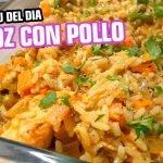EL MEJOR ARROZ CON POLLO | MENU DEL DIA #2 | Maxi Cocina