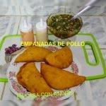EMPANADAS DE POLLO Y ARROZ//EMPANADAS CASERAS MI ESTILO COLOMBIANO