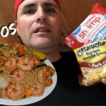 😍👉En 15 Minutos Convirtiendo las sopas Maruchas En Un Ultra Delicioso Chowmen Cihino Con Camarones