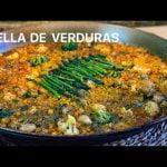 PAELLA DE VERDURAS Casa Arturos Paellas y Arroces