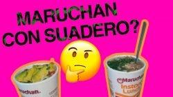 PREPARANDO SOPAS MARUCHAN || DOS COMBINACIONES