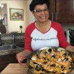 Paella 🥘  EN VIVO! - cocinando con Sábados con Adriana