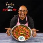Paella con Sabor Peruano Paso a Paso   Mi Receta Magica 💚