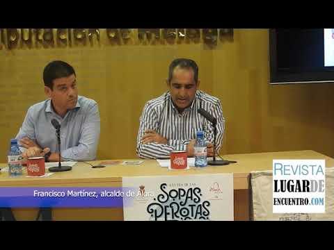 Presentación XVI Día de las Sopas Perotas