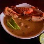 Sopa de cangrejos ecuatoriana 🇪🇨( AUNQUE DIJE QUE NO PONDRÍA AZÚCAR LA PUSE Y FUE SORPRENDENTE👌)