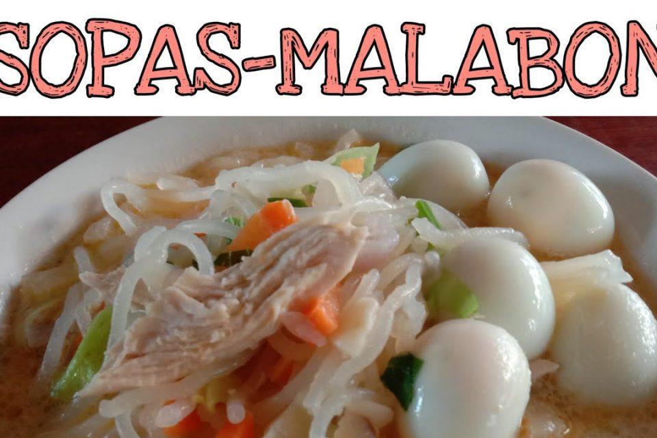 Sopa-malabon |  La cocina de mami susan