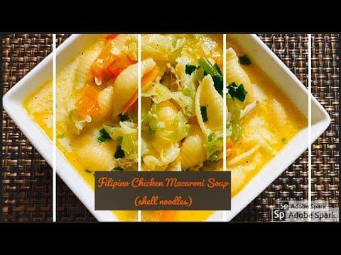 Sopas Sopa De Pollo Cómo Cocinar
