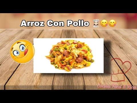 Arroz Con Pollo | Delicioso Arroz | Arroz
