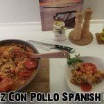 Arroz con Pollo, maravillosa cocina española con pollo ||  Receta tradicional española