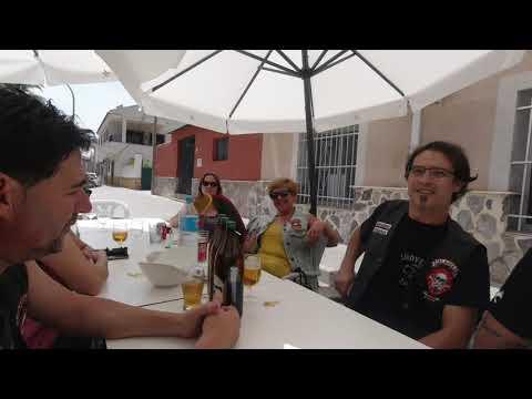 CALAVERAS MC TOBARRA ,, paella y buena gente.