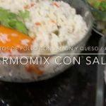 Cocina Saludable/ ROLLITOS DE POLLO con Jamón y Queso / Arroz y Verduras con Salime Aguilar Nechar