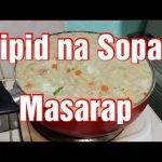 Cómo cocinar sopa / cocido duro / sopa
