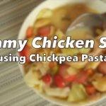 Cómo cocinar sopa de pollo con verduras |  Estilo filipino |  Sopas cremosas de pollo