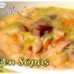 Cómo cocinar sopas de pollo filipino »Wiki Ùtil  LUTONG PINOY