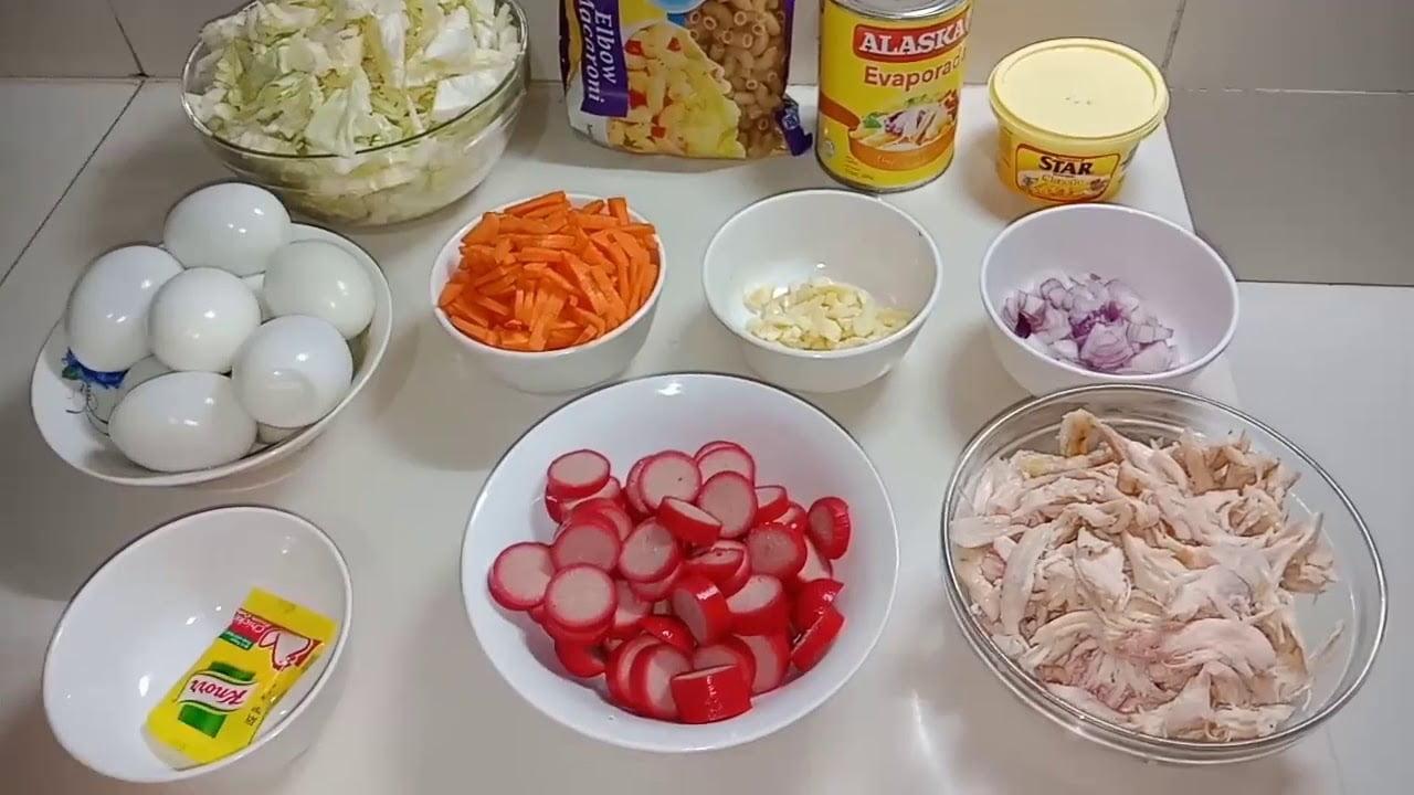 Cómo cocinar una deliciosa sopa / sopa de macarrones