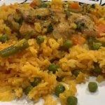Cómo hacer un arroz con pollo rápido y fácil: receta de pollo con arroz