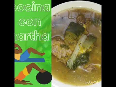 Como hago sopas para la dieta de calabacin con sapayo