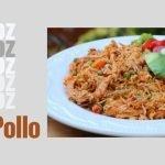 Cómo preparar Arroz con pollo ecuatoriano fácil