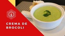 Crema o Sopa de Brocoli / Paso a Paso