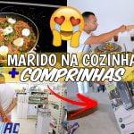 PAELLA DE ESPOSO CAIPIRA, COMPRINHAS y mucho más ♥ - Bruna Paula