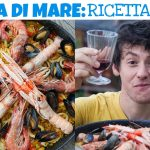 PAELLA DE MAR: la receta para tenerla perfecta - Paella de MARISCO - pescado |  Davide Zambelli