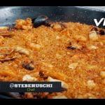Paella de marisco, una receta valenciana deliciosa - 💥 Cocinando con Stefano 💥