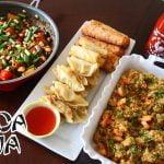 Pollo Kung Pao | Arroz Frito con Camarones | Comida China