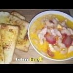 Sopas / Sopa de pollo y macarrones [ Lutong Pinoy ] Panlasang Pinoy