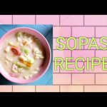 Chicken Macaroni Sopas