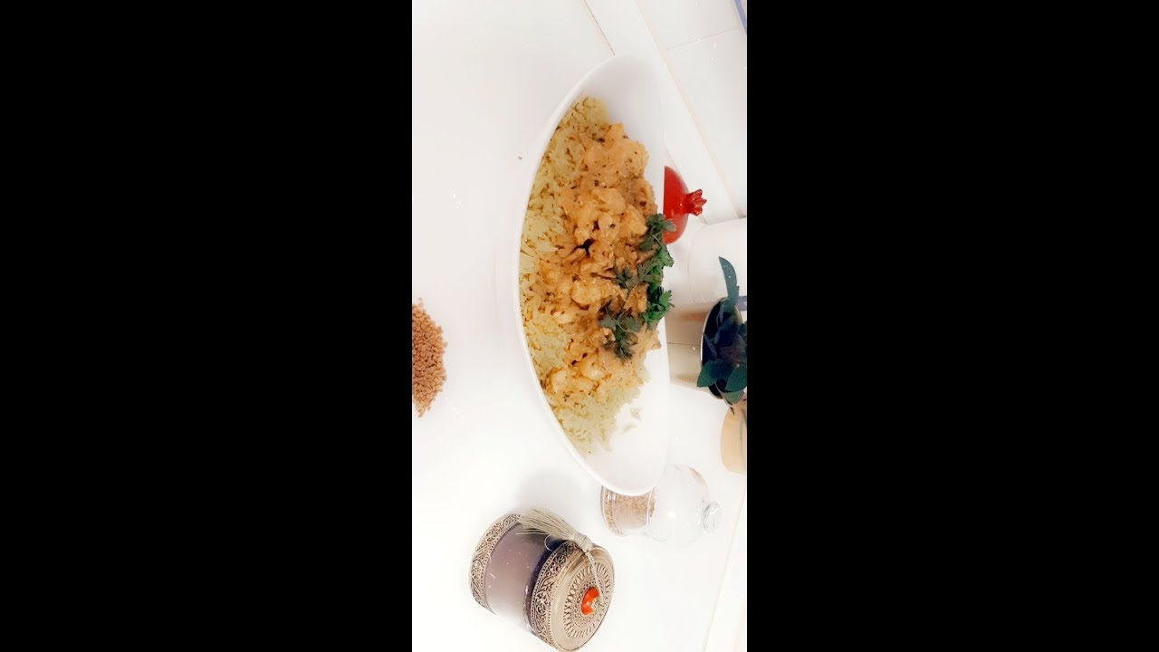 Arroz Basmati con pollo india