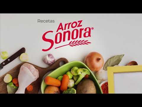 Arroz con Pollo Santafereño con Arroz Sonora