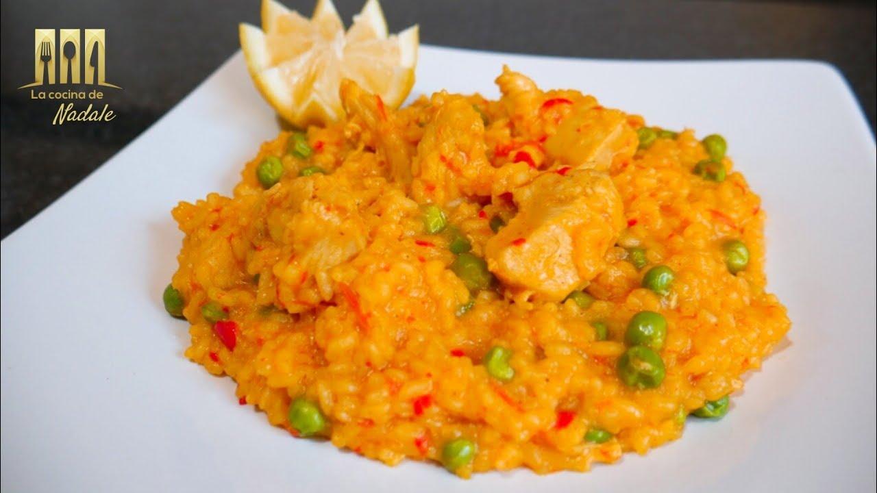 Arroz con pollo |  Monsieur Cuisine Connect