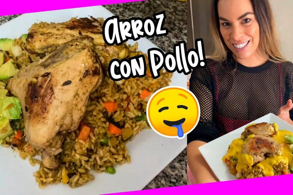 Arroz con pollo TAQUE RICO AIDA