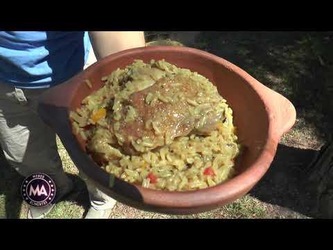 Como hacer Arroz con Pollo al Disco l Mundo Alimentos l Chefsale