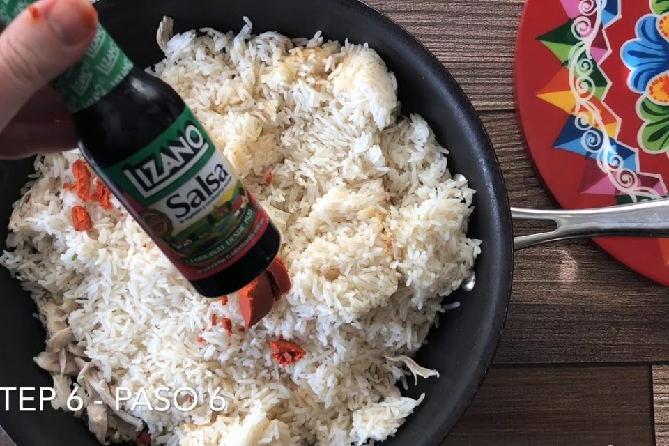 Costa Rican Arroz con pollo Recipe