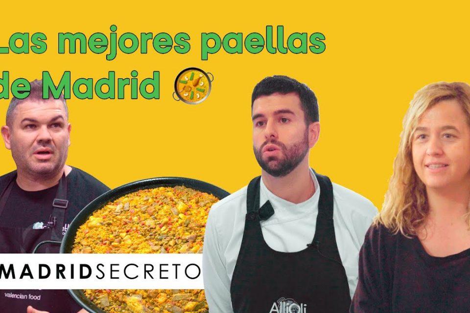 Las mejores paellas de Madrid | Madrid Secreto