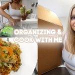 Organizar el refrigerador, el paquete sorpresa más genial, el arroz con pollo y los objetivos de mudanza