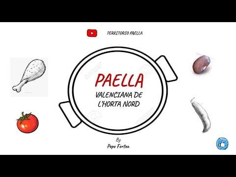 Paella Valenciana de l'Horta Nord || Territorio Paella