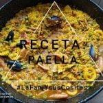 🥘Paella de marisco🥘 || Receta tipica española