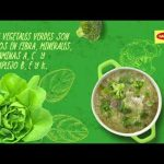 #QuéBienSabe descubrir todas las vitaminas y minerales que adquieren tus Sopas y Cremas MAGGI®