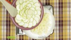 Receta Saludable: Sopa crema de calabacín.