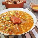 Receta de la sopa Shámbar   Buenazo!