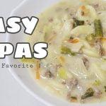 Receta fácil de sopas |  Favorito de Pinoy