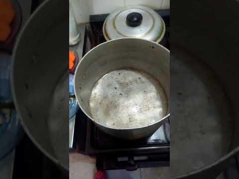 Reparando arroz con pollo verde(1)