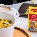 Sopa Maggi con Huevo y Papa MAGGI| Recetas Nestlé CAM