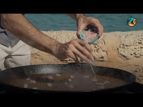 World Paella Day 2020 - Receta Arroz a banda (Alicante)