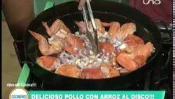 ARROZ CON POLLO - Cocinero Diego Molina