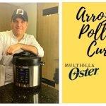 Arroz con Pollo al Curry MULTIOLLA Oster