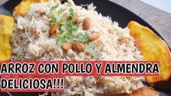 Arroz con Pollo y Almendra/Cocina con Kaju