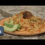 Cooking in Disney Vacation Club Villas: Arroz Con Pollo